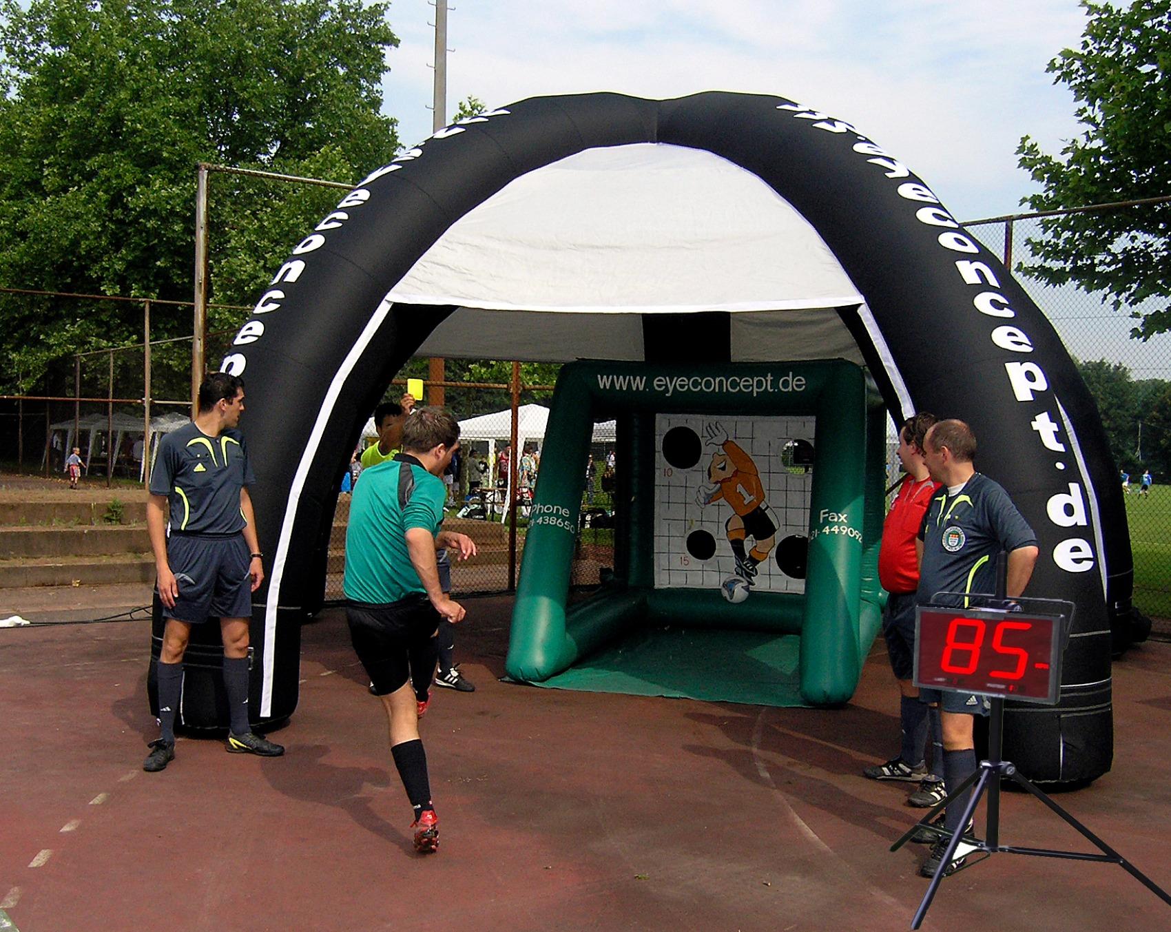 Fussball Fankurve Aktionspaket 1 Mieten