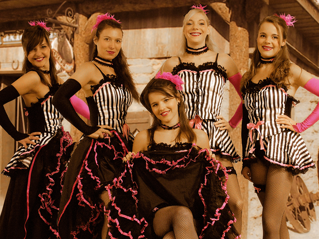 Maverick Dance Ladies (Dancers) mieten