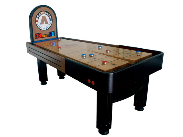 Summit SnapBack Shuffleboard® Table mieten