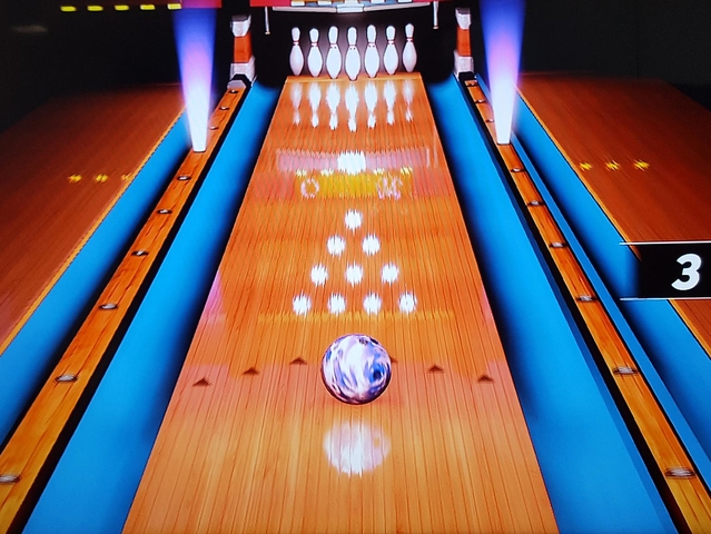 Virtual Bowling Simulator (in Full HD) mieten